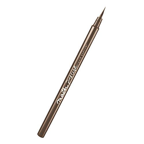 Maybelline New York Master Precise Liner 001 Forest Brown, 1er Pack