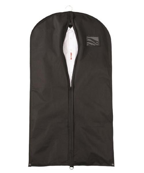 Komfort Kleidersack – Kleidertasche – 65x120cm schwarz