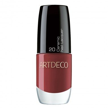 Artdeco Ceramic Nail Lacquer unisex, Nagellack, farbe: 020 tango red, 1er Pack (1 x 41 g)
